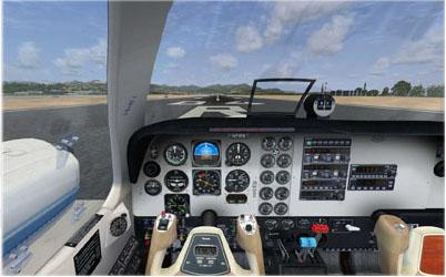 Screenshots 3D de jeux Fs06